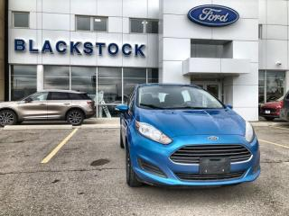 Used 2014 Ford Fiesta SE-Automatic-Nice Clean Inexpensive Car for sale in Orangeville, ON