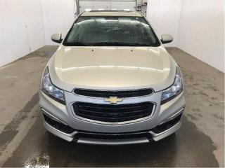 Used 2016 Chevrolet Cruze 2LT RS GPS Cuir Toit Ouvrant MAGS for sale in St-Eustache, QC