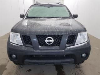 Used 2012 Nissan Frontier PRO-4X Crew Cab 4x4 MAGS for sale in St-Eustache, QC