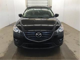 Used 2016 Mazda CX-5 GS 2.5 GPS Toit Ouvrant MAGS Bluetooth for sale in St-Eustache, QC
