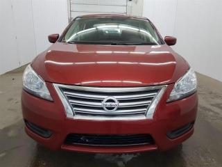 Used 2015 Nissan Sentra SV A/C MAGS CAMERA DE RECUL for sale in St-Eustache, QC