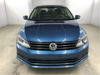 Used 2015 Volkswagen Jetta Trendline A/C Bluetooth for sale in St-Eustache, QC