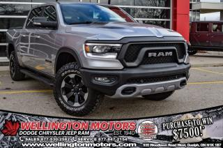 Used 2019 RAM 1500 Rebel / Off-Road Group / 4x4 ... for sale in Guelph, ON