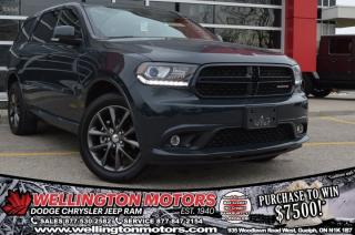 Used 2018 Dodge Durango GT for sale in Guelph, ON