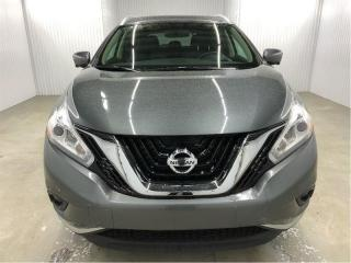 Used 2016 Nissan Murano SL AWD GPS Cuir Toit Panoramique MAGS for sale in St-Eustache, QC