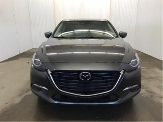 Used 2017 Mazda MAZDA3 GT Premium GPS Bose Cuir Toit Ouvrant MAGS for sale in St-Eustache, QC