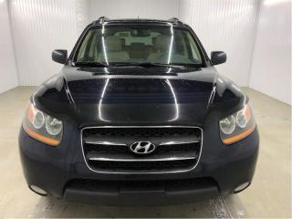 Used 2009 Hyundai Santa Fe Limited V6 AWD Cuir Toit Ouvrant MAGS for sale in St-Eustache, QC