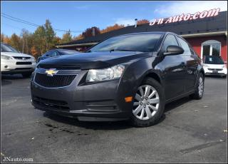 Used 2011 Chevrolet Cruze LT for sale in Richmond, QC