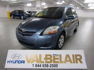 Used 2008 Toyota Yaris for sale in Québec, QC