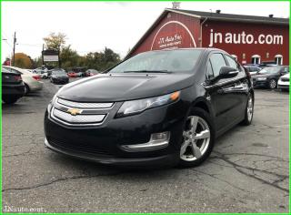 Used 2015 Chevrolet Volt Électrique + essence, sieges chauffants for sale in Richmond, QC