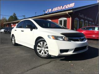 Used 2010 Honda Civic 1.8L for sale in Richmond, QC