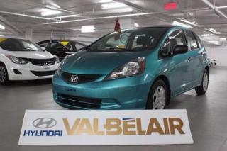Used 2014 Honda Fit DX-A for sale in Québec, QC