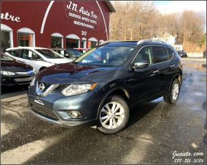 Used 2015 Nissan Rogue Sv awd  toit ouvrant for sale in Richmond, QC