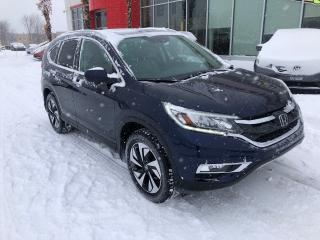 Used 2016 Honda CR-V Touring LE PLUS LUUEUX DES CR-V! for sale in Quebec, QC