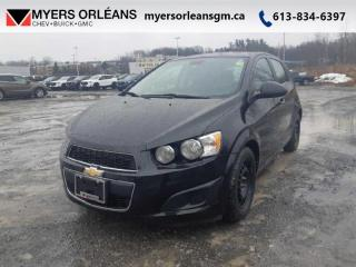 Used 2013 Chevrolet Sonic LT  WITH WINTER TIRES! for sale in Orleans, ON