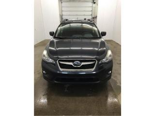 Used 2014 Subaru XV Crosstrek Touring AWD Mags Bluetooth for sale in St-Eustache, QC