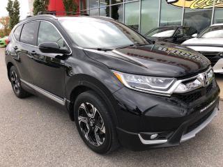Used 2017 Honda CR-V Touring UNE VRAIE GARANTIE DE 200000KM for sale in Quebec, QC