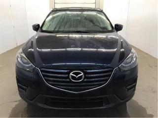 Used 2016 Mazda CX-5 GT AWD GPS Cuir Toit Ouvrant MAGS for sale in St-Eustache, QC