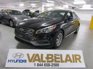 Used 2015 Hyundai Sonata SPORT for sale in Québec, QC