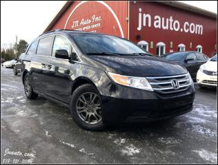 Used 2012 Honda Odyssey 3.5L for sale in Richmond, QC