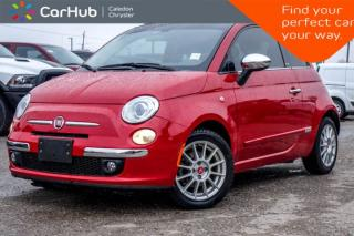 Used 2013 Fiat 500 Lounge Cabrio|Power Roof|Bluetooth|Keyless Entry|Pwr Windows|15