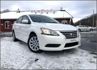 Used 2013 Nissan Sentra 1.8 SV for sale in Richmond, QC