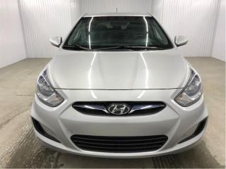 Used 2013 Hyundai Accent GL Hatchback A/C *Bas Kilo mags pneus neufs for sale in St-Eustache, QC