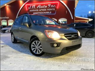 Used 2010 Kia Rondo EX V6 7 PASSAGERS for sale in Richmond, QC