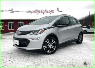 Used 2017 Chevrolet Bolt Ev premier  400v combo 110v et 220v for sale in Richmond, QC