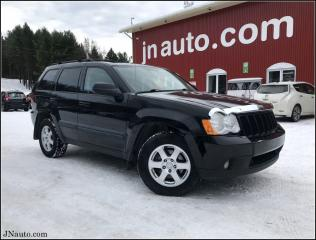 Used 2008 Jeep Grand Cherokee 4x4 laredo 3.0l diesel for sale in Richmond, QC