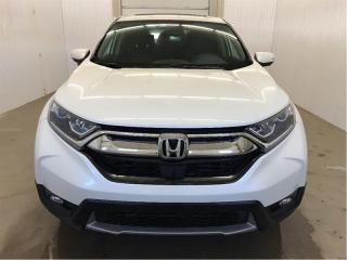 Used 2017 Honda CR-V EX AWD Toit Ouvrant MAGS Bluetooth for sale in St-Eustache, QC