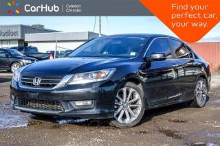 Used 2014 Honda Accord Sedan Sport Bluetooth Backup Camera Heated Front Seats Keyless Entry 18