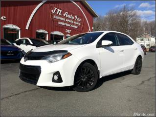 Used 2015 Toyota Corolla S for sale in Richmond, QC