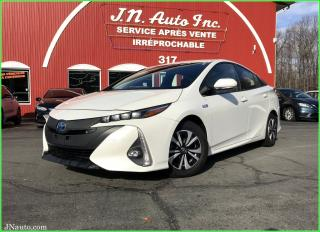 Used 2017 Toyota Prius Prime technology package, plug in hybrid for sale in Richmond, QC
