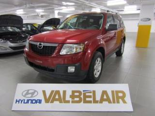 Used 2011 Mazda Tribute GX AWD for sale in Québec, QC