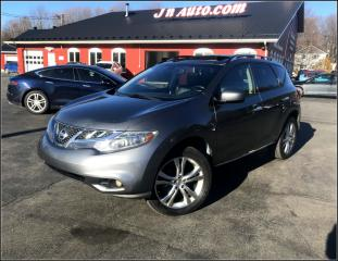Used 2013 Nissan Murano Sl awd toit ouvrant + intérieur en cuir for sale in Richmond, QC