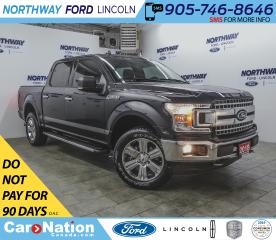 Used 2018 Ford F-150 XLT | 5L V8 | NAV | BACKUP CAM | XTR PKG | LINEX | for sale in Brantford, ON
