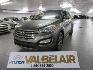 Used 2013 Hyundai Santa Fe Luxury for sale in Québec, QC
