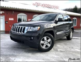 Used 2011 Jeep Grand Cherokee 4X4 for sale in Richmond, QC