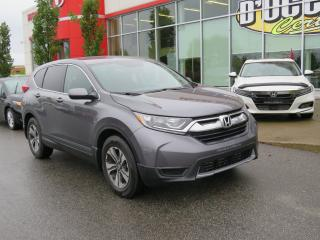 Used 2018 Honda CR-V LX TRACTION AVANT jamais accidentée for sale in Quebec, QC