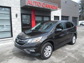 Used 2015 Honda CR-V EX,AWD,TOIT PANO, BLUETOOTH for sale in St-Eustache, QC