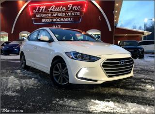 Used 2018 Hyundai Elantra GL for sale in Richmond, QC