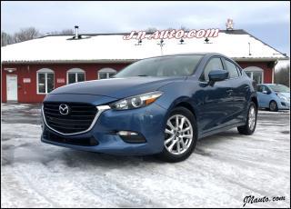 Used 2017 Mazda MAZDA3 Gs, berline for sale in Richmond, QC