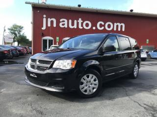 Used 2015 Dodge Grand Caravan SE for sale in Richmond, QC