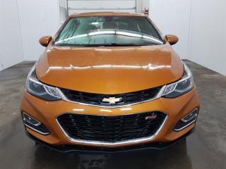 Used 2017 Chevrolet Cruze Hatchback LT RS MAGS *Bas Kilométrage* for sale in St-Eustache, QC