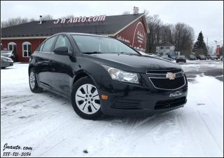 Used 2014 Chevrolet Cruze 1.4 turbo lt for sale in Richmond, QC