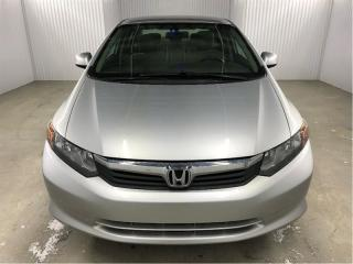 Used 2012 Honda Civic LX A/C Automatique for sale in St-Eustache, QC