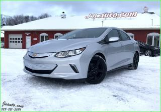 Used 2017 Chevrolet Volt Lt ,Électrique + essence, roulez vert a partir 1.80$/100km for sale in Richmond, QC