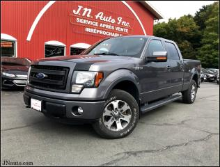 Used 2013 Ford F-150 Fx4 quad cab 4x4 for sale in Richmond, QC