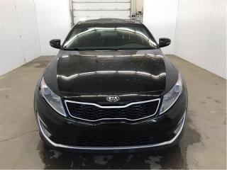 Used 2013 Kia Optima Hybride MAGS Bluetooth for sale in St-Eustache, QC